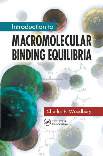 Introduction to Macromolecular Binding Equilibria book cover