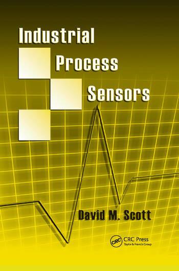 Industrial Process Sensors book cover