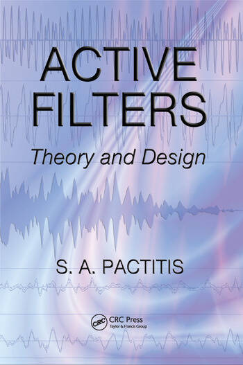 Active Filters Theory and Design book cover