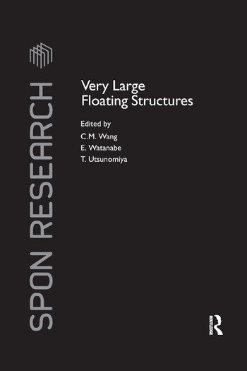 Very Large Floating Structures book cover