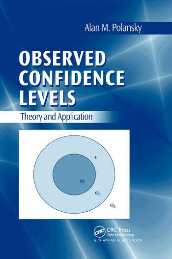 Observed Confidence Levels Theory and Application book cover
