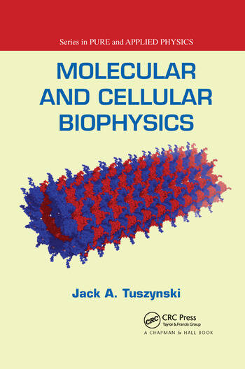 Molecular and Cellular Biophysics book cover