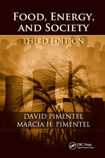Food, Energy, and Society book cover