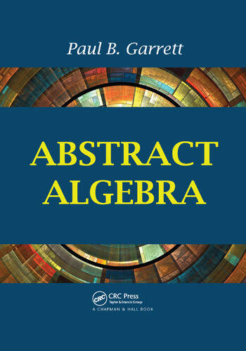 Abstract Algebra book cover