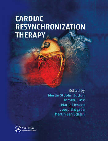 Cardiac Resynchronization Therapy book cover