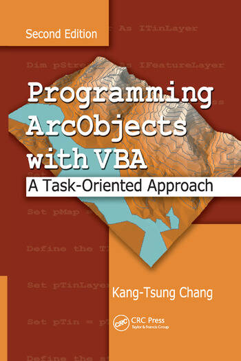 Programming ArcObjects with VBA A Task-Oriented Approach, Second Edition book cover