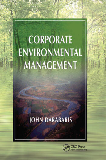 Corporate Environmental Management book cover