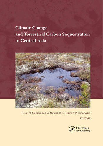 Climate Change and Terrestrial Carbon Sequestration in Central Asia book cover