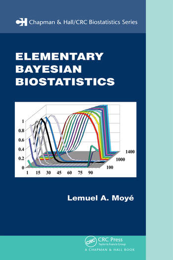Elementary Bayesian Biostatistics book cover