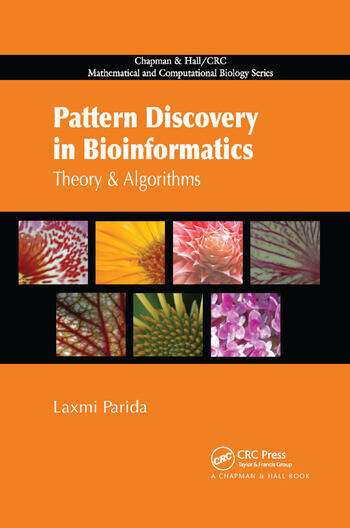 Pattern Discovery in Bioinformatics Theory & Algorithms book cover