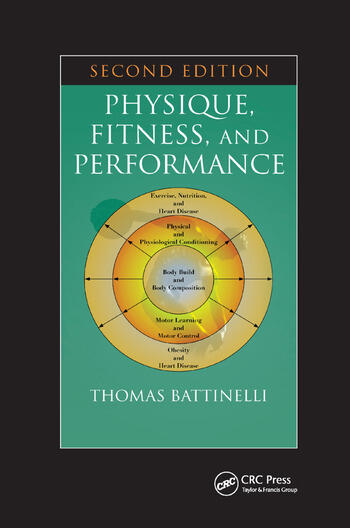 Physique, Fitness, and Performance book cover