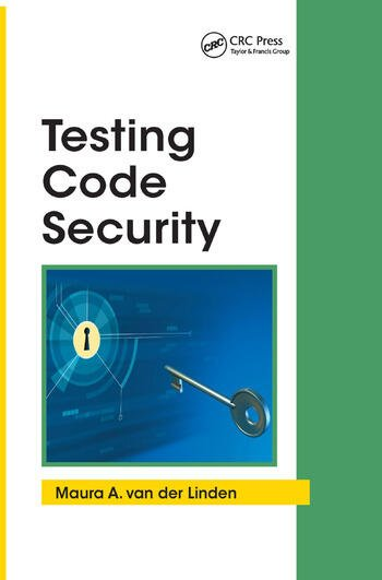 Testing Code Security book cover