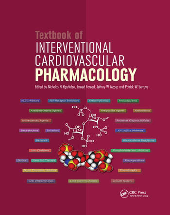 Textbook of Interventional Cardiovascular Pharmacology book cover
