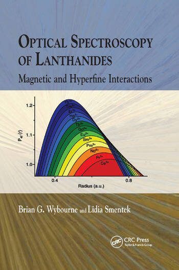 Optical Spectroscopy of Lanthanides Magnetic and Hyperfine Interactions book cover