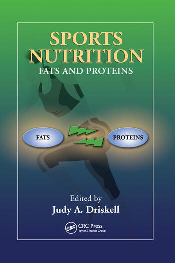 Sports Nutrition Fats and Proteins book cover