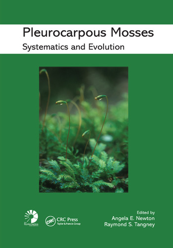 Pleurocarpous Mosses Systematics and Evolution book cover