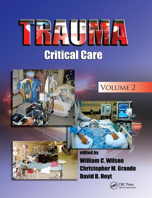 Trauma Critical Care book cover