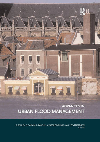 Advances in Urban Flood Management book cover