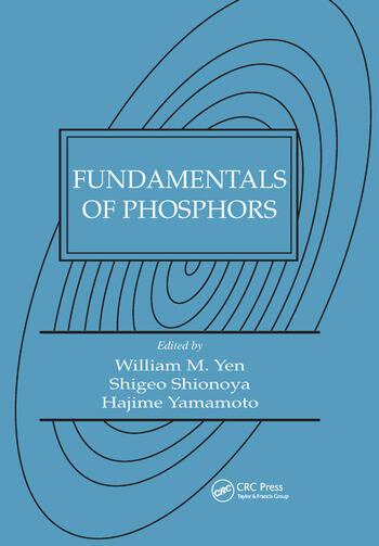 Fundamentals of Phosphors book cover
