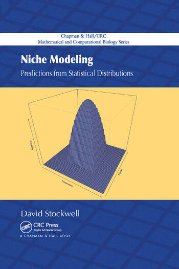 Niche Modeling Predictions from Statistical Distributions book cover