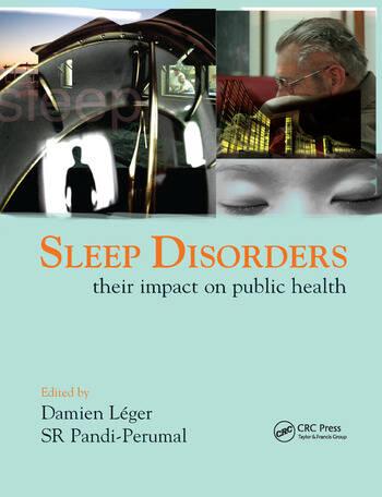 Sleep Disorders Their Impact on Public Health book cover