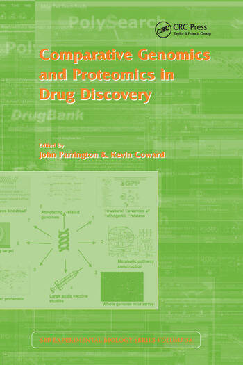 Comparative Genomics and Proteomics in Drug Discovery Vol 58 book cover