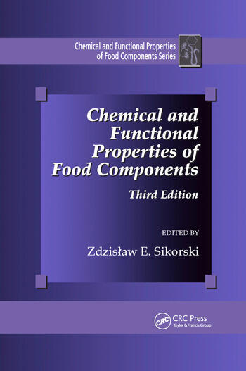 Chemical and Functional Properties of Food Components book cover