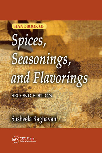 Handbook of Spices, Seasonings, and Flavorings book cover