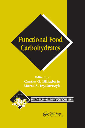 Functional Food Carbohydrates book cover