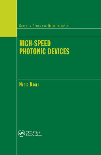 High-Speed Photonic Devices book cover