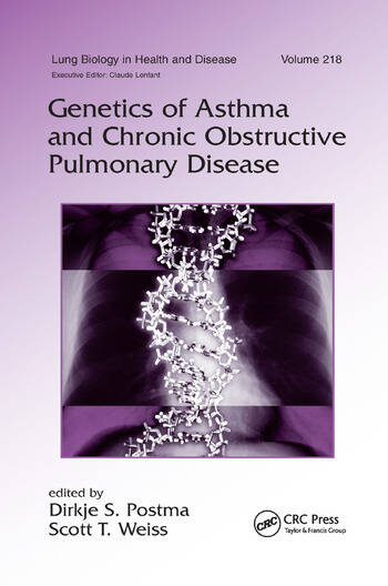 Genetics of Asthma and Chronic Obstructive Pulmonary Disease book cover
