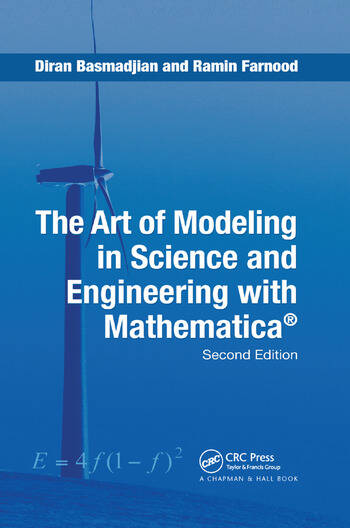 The Art of Modeling in Science and Engineering with Mathematica book cover