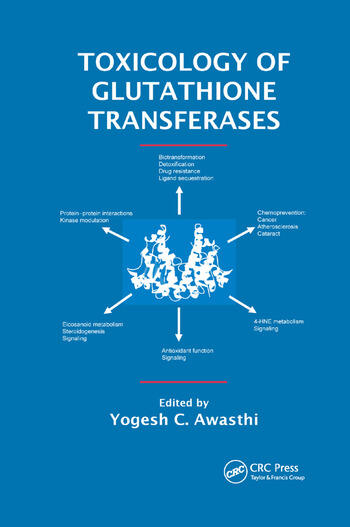 Toxicology of Glutathione Transferases book cover