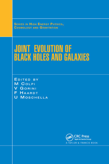 Joint Evolution of Black Holes and Galaxies book cover