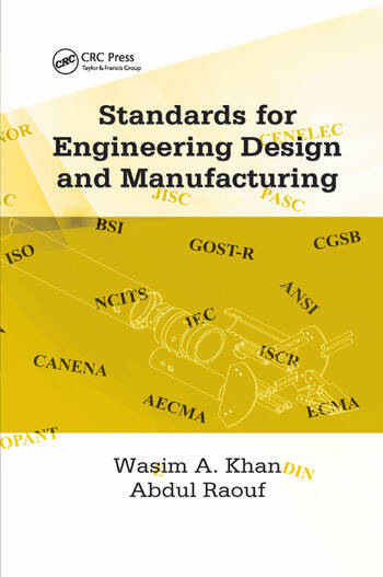 Standards for Engineering Design and Manufacturing book cover