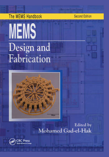 MEMS Design and Fabrication book cover