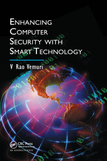 Enhancing Computer Security with Smart Technology book cover