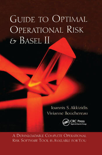 Guide to Optimal Operational Risk and BASEL II book cover