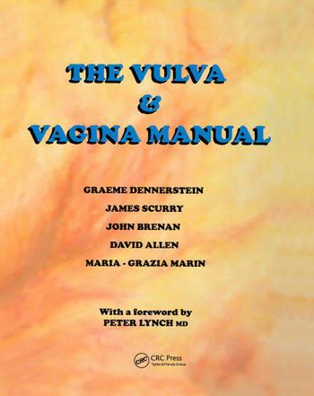 The Vulva and Vaginal Manual book cover