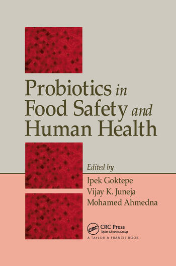 Probiotics in Food Safety and Human Health book cover