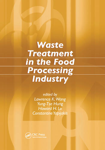 Waste Treatment in the Food Processing Industry book cover