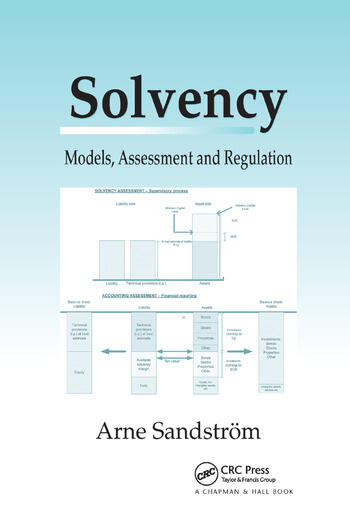 Solvency Models, Assessment and Regulation book cover