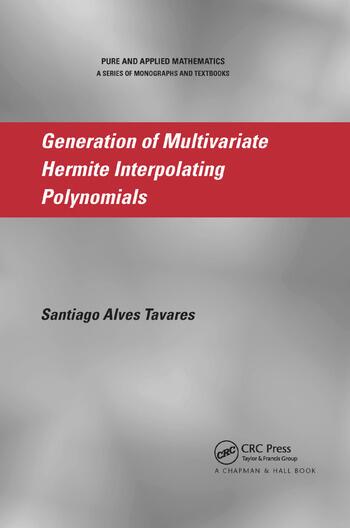 Generation of Multivariate Hermite Interpolating Polynomials book cover