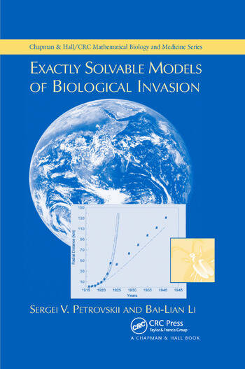 Exactly Solvable Models of Biological Invasion book cover