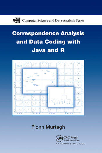 Correspondence Analysis and Data Coding with Java and R book cover