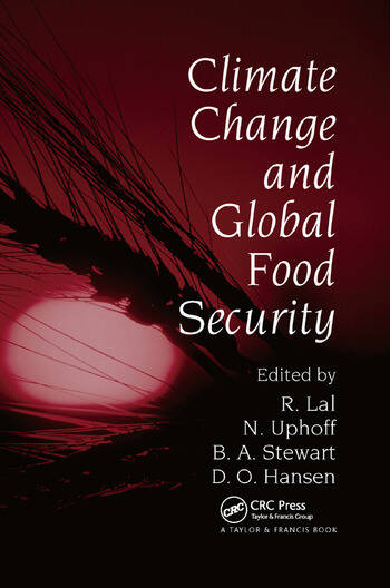 Climate Change and Global Food Security book cover