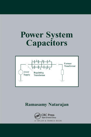 Power System Capacitors book cover