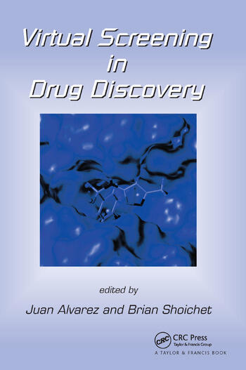 Virtual Screening in Drug Discovery book cover