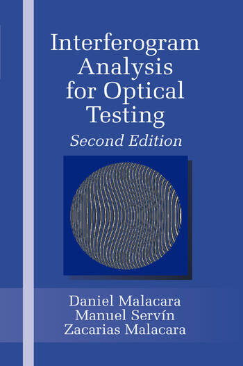 Interferogram Analysis For Optical Testing book cover