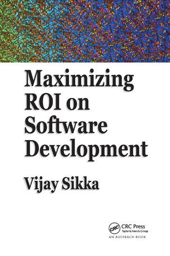 Maximizing ROI on Software Development book cover
